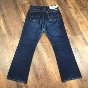 Lucky Brand Fit Flare Jeans 240 Dark Wash Sz 6/28